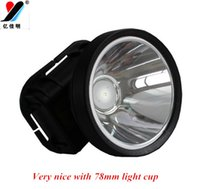 Wholesale via DHL new arrival cordless mining cap lamp headlamp led YJM B