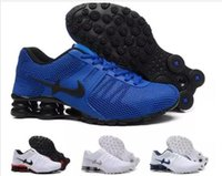 Men oz royal blue - New Shox NZ oz shoes Men running sneakers sport Cheap Fashion Sneakers Shox NZ Current Top Quality sport shoes Size