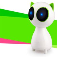 Wholesale Cat Portable Speakers - Best selling and easy to use cute lovely K100 cat mini speaker usb portable computer speaker