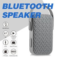 Wholesale Quality Portable Radio - Quality MY220BT KTV Bluetooth Speakers Mini Portable Speaker Bluetooth Amplifier Stereo Bass 2018 Wireless Speaker Support TF Card FM Radio