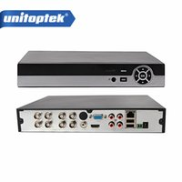 Wholesale Analog Hybrid - Multifunctional AHDH DVR Hybrid DVR 1080P NVR Video Recorder CCTV AHD DVR 8CH 1080P For AHD Analog Camera IP Camera