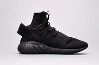 Men special forces - 2017 Tubular Doom PK Special Forces Primeknit Grey men shoes Basketball Shoes size euro