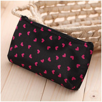 Wholesale Cheapest Clutch Bags - Free DHL Wholesale a lots portable Cosmetic Bags Cheapest Makeup bags for women organizer Cases Mobile phone clutch bag