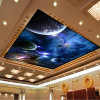 Fiberglass Wallpapers space countries - wallpaper d mural for living room Star Planet Universe Space planet wallpaper mural photo wall paper