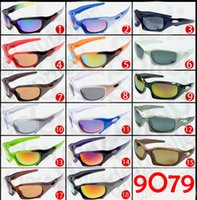 Wholesale brand sunglasses dhl resale online - Hot Cheap Sunglasses for Men and Women Outdoor Sport Cycling Sun Glass Eyewear Brand Designer Sunglasses Sun shades colors DHL Shipping