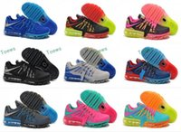 Wholesale Comfortable Hunting Boots - 2017 Hot Sell Maxs 2015 Running Shoes For Women & Men, Top Quality KPU Honeycomb Comfortable Athletic Sneakers 36-46 Free Shipping