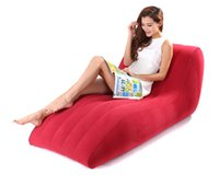 Wholesale Sex Wedges - 2017 newest Multifunction S-type inflatable chair love sex chair love swing sex furniture sex sofa wedge toys for couple