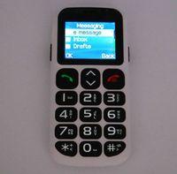 Wholesale Mobile Phones For Seniors - unlocked phones dual sim phone seniors mobile phone SOS cell phones big digit big keyboard quad band seniors citizen phone for elderly GSM