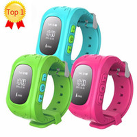 Wholesale Toy For Child Female - Hot Q50 GPS Kids Watches Baby Smart Watch for Children Kids Toys SOS Call Location Finder Locator Tracker Anti Lost Monitor Smartwatch