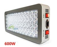 Wholesale Dual Lamp - DHL Advanced Platinum Series P300 600w 12-band LED Grow Light AC 85-285V Double leds - DUAL VEG FLOWER FULL SPECTRUM Led lamp lighting