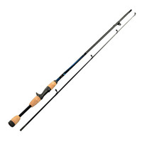 "Wholesale foot cast - 2 Tip Spinning Fishing Rod 7"" M Actions 6-12g 5-20g Lure Weight Casting Lure Fishing Rod"