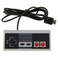 1,5 metros al por mayor-1.5 Meter Replacement Controller Gaming Controller Gamepad Joystick para NES Classic Edition Mini NES de alisy