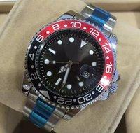 cuadrantes de reloj redondo al por mayor-Nuevo 44 mm calidad reloj para hombre Diamantes redondos Dial relojes de acero inoxidable Relojes de pulsera de cuarzo para hombres relojes reloj envío gratis