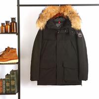 Wholesale Napapijri Outdoor - NAPAPIJRI Down Jacket Winter Waterproof Windproof Outerwear Trend Long Coat Italy Outdoor Geographic Adventure Sport Travel HFWPHW010