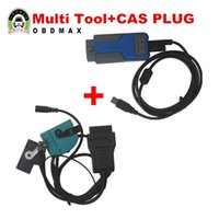 Wholesale Ews Key Programmer - Newest for BMW Multi Tool V7.7 OBD2 CAS 1-4 Key Programmer with CAS Plug for Adding Making Key For BMW EWS CAS Programmer