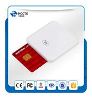Wholesale range reader - PC Linked Long Range Rfid Smart Chip Card Reader And Writer ACR38U-I1