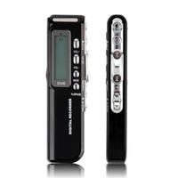 бесплатная mp3-магнитола оптовых-Wholesale-8GB Digital Voice Recorder Voice Activated USB Pen Digital Audio Voice Recorder Dictaphone MP3 Player gravador de voz Free shipp