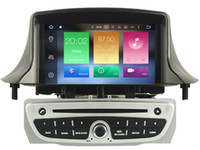 Wholesale Renault Megane Player - Navirider octa core android 6.0 car dvd player for RENAULT Megane III Fluence (2009-2011) with gps navi radio stereo 3G wifi dvr head units