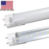 Wholesale Daylight Led Tube Lamp - 20W 4ft T8 LED Tube T5 LED Tube 1200mm Lights Fluorescent Lamp Daylight 1.2m 25PCS 3 Years Warranty 85-265V 100-100LM W