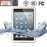 Für ipad mini 4 3 2 1 Roter Pfeffer IP68 Wasserdicht Snowproof Dropproof Dirtproof Shockproof handy Cases Schutz