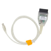Wholesale Bmw D Can - Free Shipping INPA K D CAN Diagnostic Connector Cables For BMW With FT232RL Chip Inpa K+DCAN Diagnostic Tool