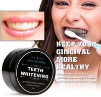 Wholesale Teeth Whitening Grades - Food grade teeth whitening activated carbon coconut shell charcoal powder activated carbon powder Yellow Stain Bamboo dentifrice Oral Care