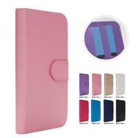 Wholesale xperia flip covers online – custom Wallet Case For ZTE Sequoia Blade Z max Pro Z982 Leather Wallet case For sony xperia XA Flip PU Cover