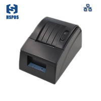Wholesale Pos Thermal Print - Pos 58mm desktop ethernet thermal receipt printer support wired printing high quality low noise and low cost printing machine