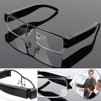 Wholesale Sunglasses Full Hd Camera - Spy Glasses Camera Full HD 1080P Eyewear Hidden pinhole camera Security & Surveillance sunglasses Mini camcorder audio video recorder V13