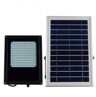 Wholesale Wholesale Security Led Lights - LED Solar Lamp Security Solar Sensor Light 120 LEDs Waterproof Outdoor Garden street Yard Solar Wall Lamp White