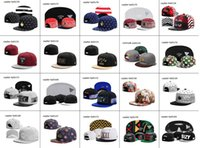 Wholesale Wholesale Swag Women - 2017 Swag brand Cayler Sons Colorful Leather Snapback hip hop sport cap baseball hat for men women bones snapbacks bone gorras high quality