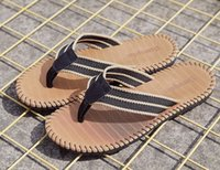 Wholesale Beach Sellers - 2017 hot seller fashion In the summer the new Summer flip-flops for men with beach shoes and men sandals 313