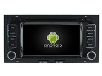 Wholesale Dvd 3g Touareg - Navirider 2GB ram octa core Android 6.0 Car DVD player GPS for VW Touareg 2004-2011 audio radio headunit DVR 3G GPS navigation tape recorder
