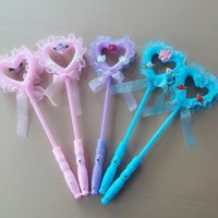 Fun Flashing Stick Love Heart Fairy Stick Lighting Magic Wand Concert Cheering Props Halloween Party Supplies F2017478