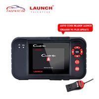 Wholesale launch x431 vii for sale - Group buy 100 Original Auto Code Reader Launch X431 Creader VII Creader VII Plus Update Via Offical Website OBDII Scanner Same as CRP123