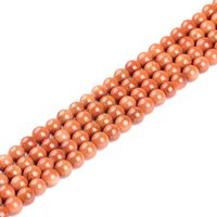 "Wholesale Green Sand Stone - fashion 2-14mm round goldstone loose Natural Gold Sand Stone beads Pick Size 15""Diy strand Bracelet Necklace For Jewelry"
