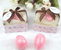 Wholesale Nest Soap - the nest egg scented soap wedding soap favors wedding gifts wedding souvenirs baby shower favor gifts