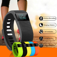 ingrosso l'umore della mela-Smartband Band Wristband Fitness tracker Sport Activity Smartband per ios Android Bluetooth 4.0 Pedometro Mood Tracker