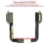 substituição do conector dock ipad venda por atacado-5pcs Original para iPad 3 carregamento de substituição Porto Dock Connector Chargre Cabo de fita Flex