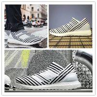 Wholesale Tango Media - 100% Original NeMeziz TANGO 17+ Ultra Boost II Uncaged 360 Agility TR Sport Running Shoes Men Beckham Casual Shoes whiteshoes size:36-45