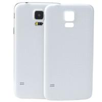 ingrosso copertura della batteria della galassia s4-OEM Back Battery Housing Cover Porta posteriore di ricambio per Samsung Galaxy S3 i9300 s4 i9500 i9505 i337 s5 i9600 DHL libero