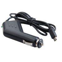 Wholesale google tablet charger for sale - V A High Power Micro USB Car Charger Adapter for Google Nexus Tablet