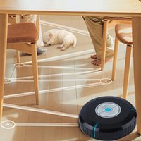 Wholesale Dust Mop Cleaning - Wholesale-Automatically Home Auto Cleaner Robot Microfiber Smart Robotic Mop Dust Cleaner Cleaning for Floor Corners Crannies