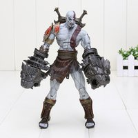 Wholesale Kratos God War Toy - 18cm God of War 3 Ghost of Sparta Ultimate Kratos PVC Action Figure Collection Toy Doll