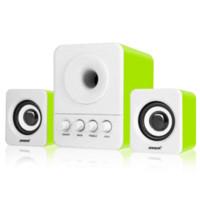 Wholesale External Speakers For Mobile Phones - Usb Multimedia Stereo Computer Speakers 2.1 For PC Desktop Laptop,External Bass Speaker Box Loud Speaker 3.5mm With Subwoofer