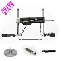 Wholesale Dildo Lock - Premium Sex Machine,Flexible connector,Single Vac-u-Lock,Extension Rod,Flat Suction Cup Dildo Hoder,Automatic Vibrator Gun for women