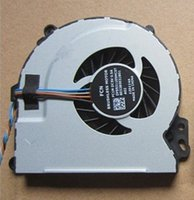 Wholesale Hp Laptops Cpu Fan - New laptop CPU cooling fan for HP envy 15 17 15-j102tx 15t-j000 j105tx envy17-j106tx ENVY 15 envy15 envy17-j106tx envy 15-j105tx M7