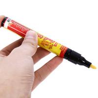 Wholesale Kit Scratch - CS-322 Portable Fix It Pro Automotive Car Scratch Repair Kits Remover Pen Paint Clear Coat Applicator Vehicle Tools 141234101
