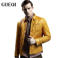 Wholesale Cross Waterproof Jacket - Wholesale- GUEQI ADD Fleece Men Waterproof Parkas SIZE M-2XL Windproof Outerwear 2017 New Man Casual Brand Jackets