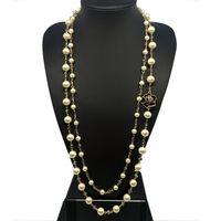 7a3a772a853e Venta al por mayor de Doble Collares De Perlas Para Mujer - Comprar ...
